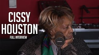 Cissy Houston Says Aretha Franklin was NOT Whitney Houston