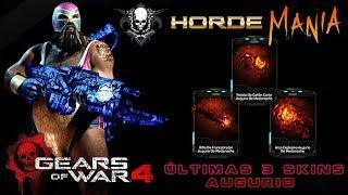 Gears of War 4 l ¿Como sacar la Pistolita el Arco  y Sniper? l Horda Manía l Road to 25 l 1080p Hd