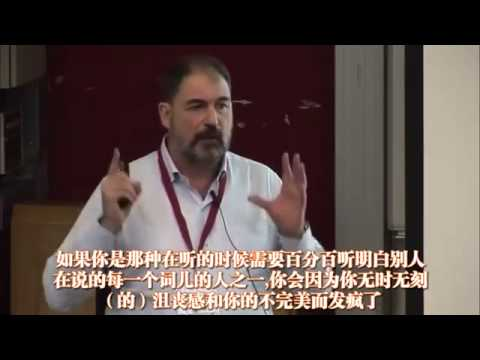 【TED】6個月掌握流利的外語學習方法 How to learn any language in six months Chris Lonsdale at TEDxLingnanUniversity