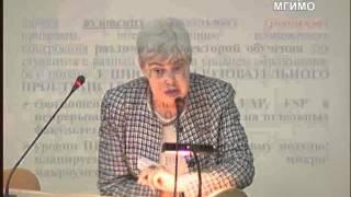 Е.Соловова: Перспективные направления развития вузовской методики обучения иностранным языкам