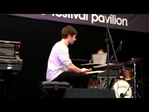 The Great Mountain keys solo @ Manchester Jazz Festival 2014