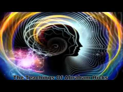 Abraham Hicks~ Sifting through your belief closet and releasing it. NO ADS