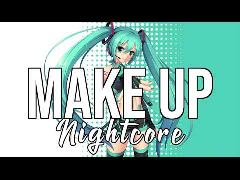 (NIGHTCORE) Make Up (feat. Ava Max) - Vice, Jason Derulo
