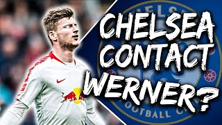Chelsea News Werner Contact Made Gabriel Chooses Chelsea Martinez Exit Demand Kante STAYS