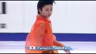 [HD] 田村岳斗 Yamato Tamura - 1998 NHK Trophy - Free Skating 田村ヤマ子 検索動画 21