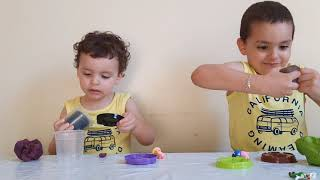 kids play funny