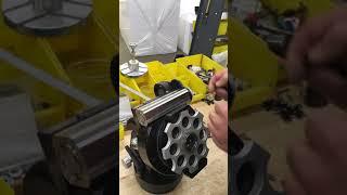 Titan / G11GT worm adjustment