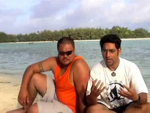 Cook Islands navigation students