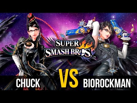 [Online Friendlies] 2FP|Chuck (Long Hair Bayonetta) vs Biorockman (Bayonetta)