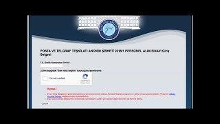 PTT sınav sonuçları ne zaman açıklanır GAZİSEM sonuç sorgulama ekranı DuckNews TV