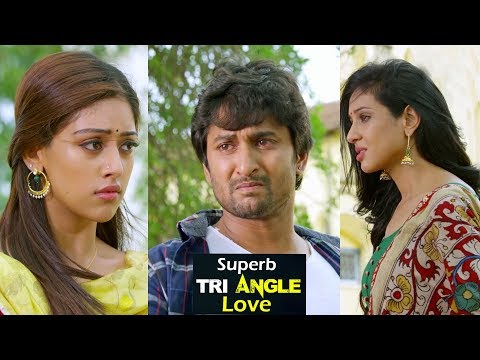 Superb Tri Angle Love Scene | Anu Emmanuel...