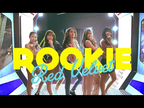 Red Velvet (레드벨벳) - Rookie dance cover by RISIN' CREW from France