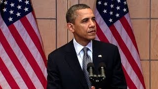 President Obama Speaks on Preventing Mass Atrocities