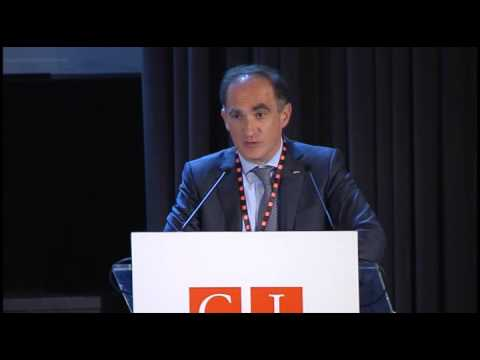 2013 Int. - Jean Castellini Minister of Finance and Economy Monaco Opening Speech French