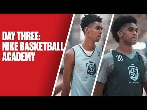 Josh Christopher, Emoni Bates, and Greg Brown Show Out at Nike Basketball Academy – Day 3 Highlights