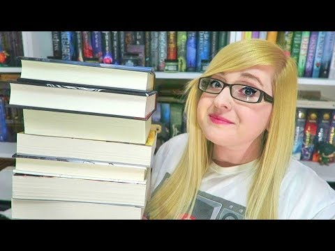 ADULT FANTASY ONLY! | March Book Haul