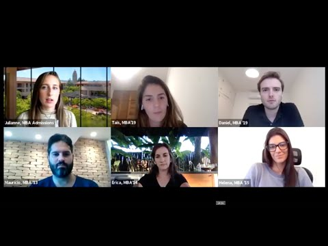 Brazil Alumni Panel | Global Perspectives Series