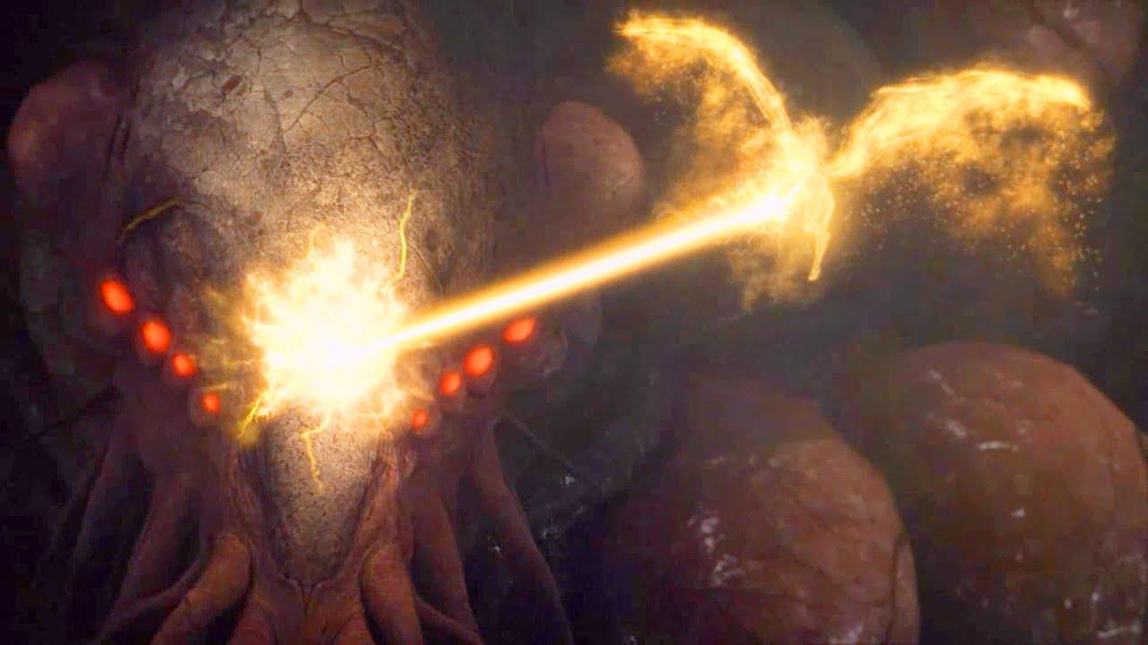 Amon's Fall: Kerrigan Kills Xel'naga Amon (Starcraft 2 Epilogue | Void |  Final Ending)