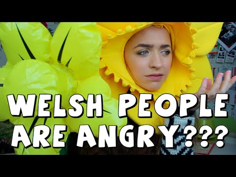 Welsh People Are Angry? | BambinoBecky