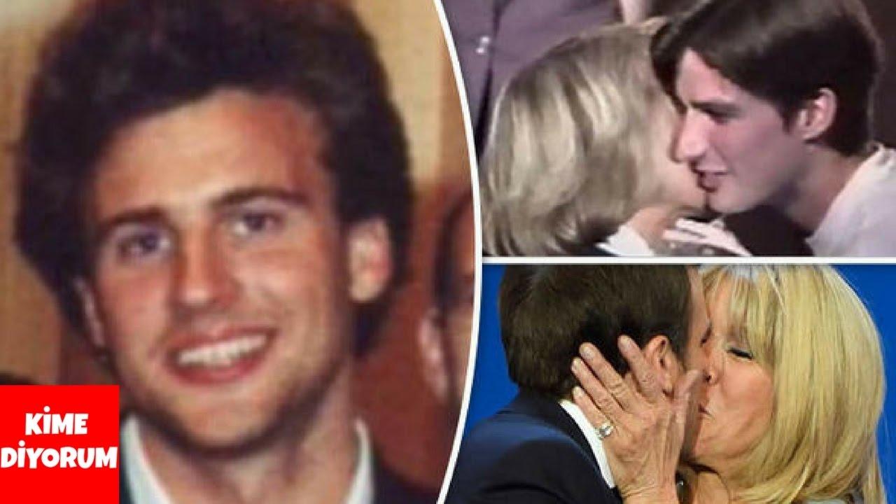 Macron Un Siradisi Iliskisi 25 Yas Buyuk Ogretmeniyle Evlendi Youtube