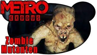 Zombie Angriff - Metro: Exodus ☢️ #06 (Gameplay Deutsch PC Ultra)