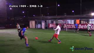 SOCCER LEAGUE C5 - SILVER CUP - PRIMA GIORNATA - Celtic 1989 vs ZMB