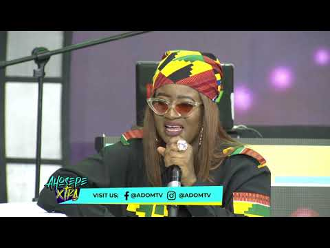 Ahosepe Xtra with Sister Sandy on Adom TV (18-07-21)