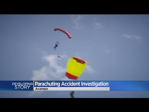 Another Accident Puts Parachuting Center In Spotlight
