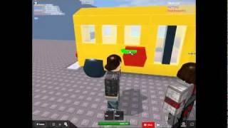 Magic School Bus Roblox (mg77king)