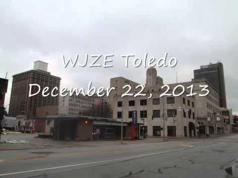 WJZE Toledo December 22, 2013