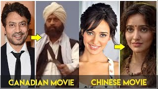 Bollywood Celebrities in Foreign Movies | Non-Hollywood Movies Indian Actors