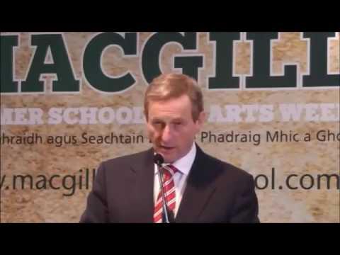 2015 An Taoiseach, Enda Kenny TD