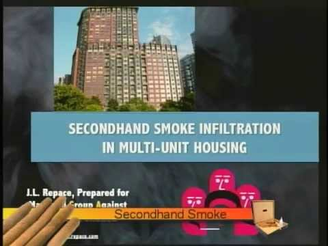Secondhand Smoke in Multi Unit Housing April 15, 2014