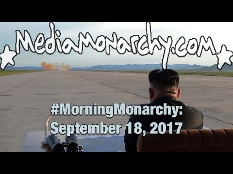 Missile Command & Future Dead Cops on #MorningMonarchy: #September18, 2017