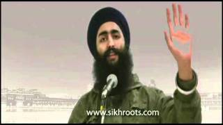 Bhai Sukha Singh - The Real Sikh Story of 1984