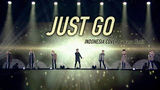 Video iKON - JUST GO [Indonesia Cover] download MP3, 3GP, MP4, WEBM, AVI, FLV Januari 2018