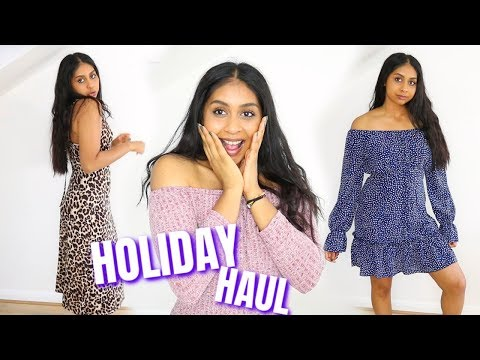 ROSEGAL SUMMER HOLIDAY TRY ON HAUL thumbnail