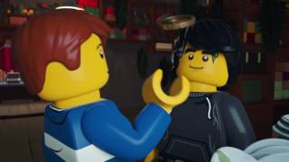 The Coin Toss - LEGO NINJAGO - Wu's Teas Episode 16