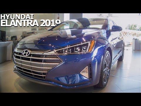 Walk Around Hyundai Elantra 2019