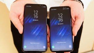 US Unlocked Version vs International Unlocked Phones (Samsung S8/Note 8)
