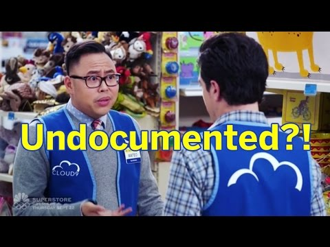 Mateo is Undocumented