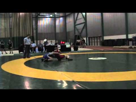 2009 Junior National Championships: 51 kg Sam Stewart vs. Diana Ford