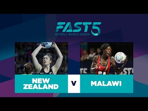 New Zealand v Malawi | Fast5 World Series