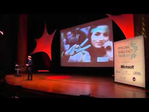 PdF 2011 | Mark Pesce: Power vs. People (Now look what YOU made me do!)