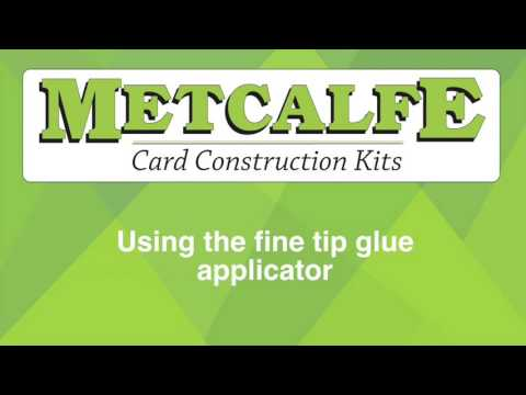 Metcalfe Models Tutorial – Tips on gluing