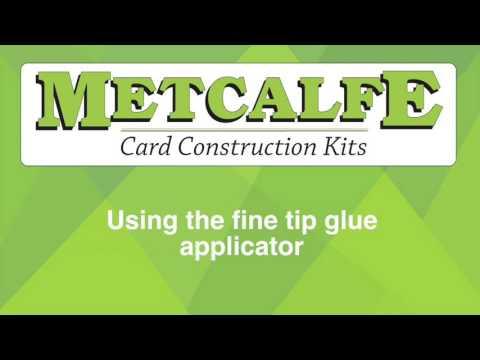 Metcalfe Models Tutorial – Tips on gluing
