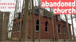 Urban Exploration: Abandoned Church Indiana