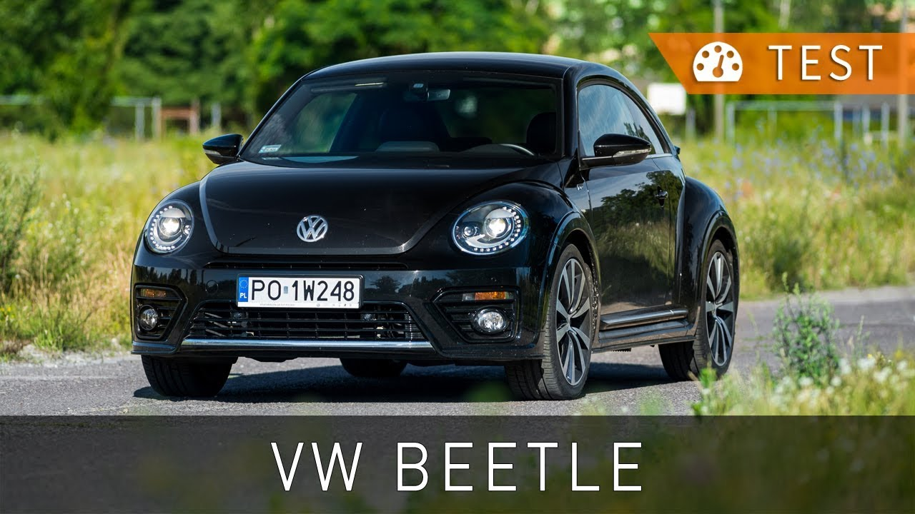Vw Beetle Test >> Volkswagen Beetle 2 0 Tsi 220 Km R Line 2017 Test Pl Project