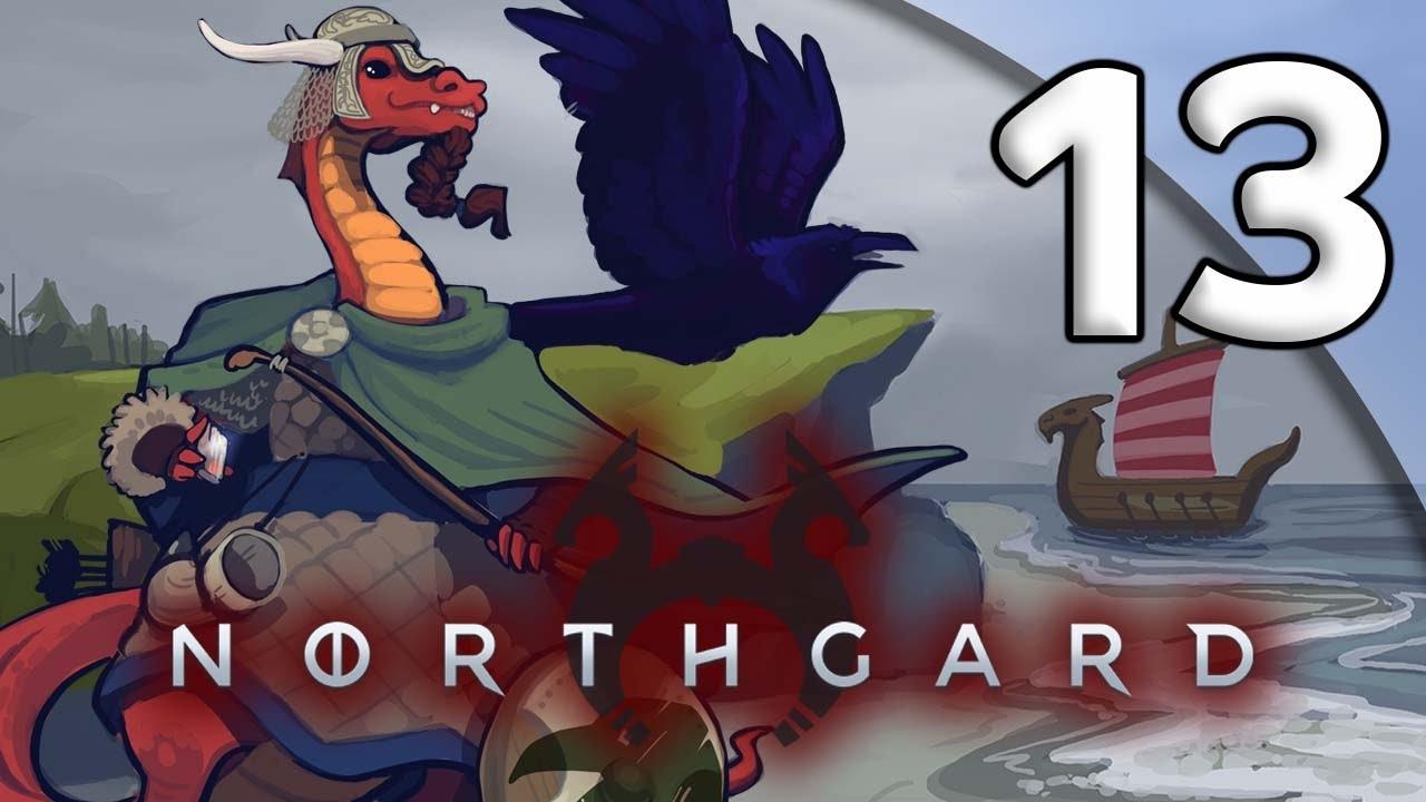 Northgard [First Taste] - 13  Broken Blade - Let's Play Northgard Gameplay