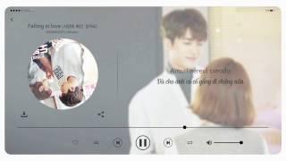 [Vietsub-Rom] Falling in love (사랑에 빠진 걸까요) - VROMANCE (브로맨스) ft. Obroject (오브로젝트)